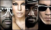 Dans 'Pump it', de quelle couleur est la voiture des Black Eyed Peas ?