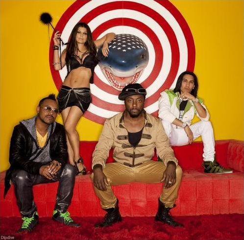 Clips des chansons des Black Eyed Peas
