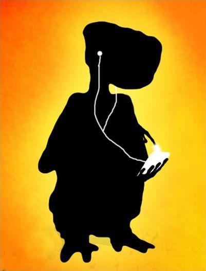 Qui se cache dans la pub iPod ? N°3