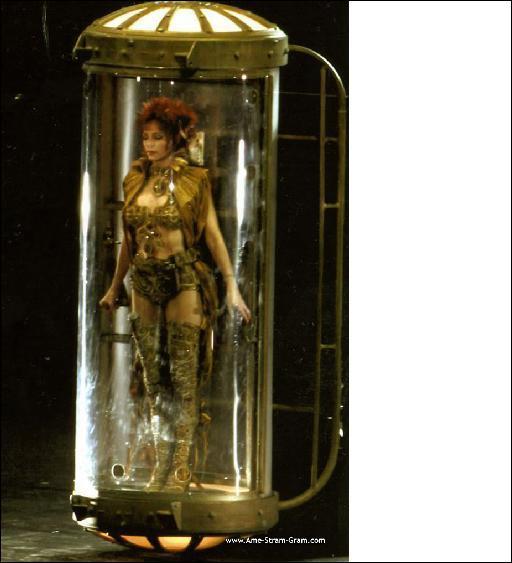 Dans quel concert est-elle dans cette capsule ?