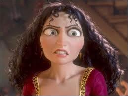 Comment disparait la méchante mère Gothel dans  Raiponce  ?