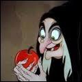 Comment disparait la méchante sorcière de ' Blanche-Neige et les 7 nains ' ?