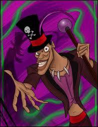 Comment disparait le méchant Docteur Facilier dans ' La princesse et la grenouille ' ?