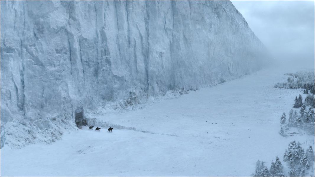 Le mur est au centre de la saga, mais à quoi sert-il ?
