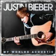 Sous quel label Justin a-t-il enregistré tous ses albums ?
