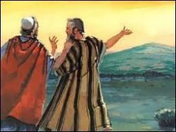 Que représente la  Terre promise  pour les Hébreux ?