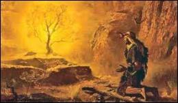 Grâce à quel miracle, la révélation du Dieu Eternel à Moïse s'est-elle réalisée ?