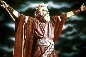 Le prophète Moïse et l'Exode