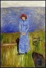 Qui a peint Femme au chapeau rouge ?