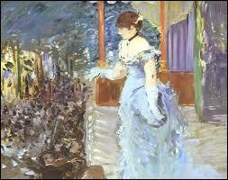 Qui a peint La chanteuse de café-concert ?
