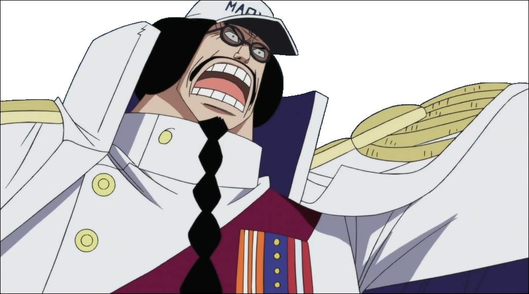 Qui se bat contre Sengoku ?