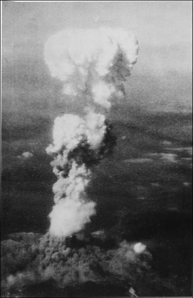 Que s'est-il passé le 6 août 1945 ?