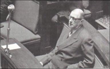 Que s'est-il passé le 8 janvier 1959 ?