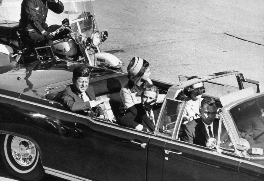 Que s'est-il passé le 22 novembre 1963 ?