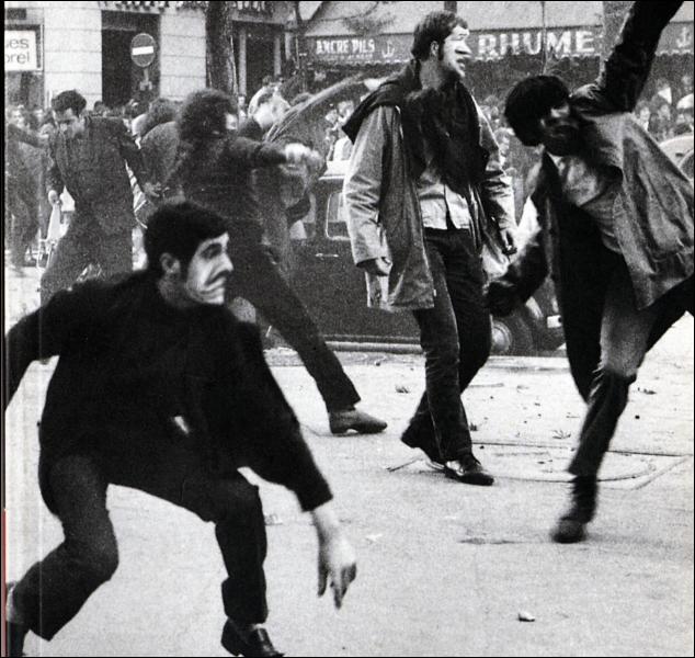 Que s'est-il passé en mai 1968 ?