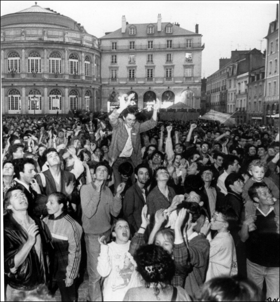 Que s'est-il passé le 10 mai 1981 ?