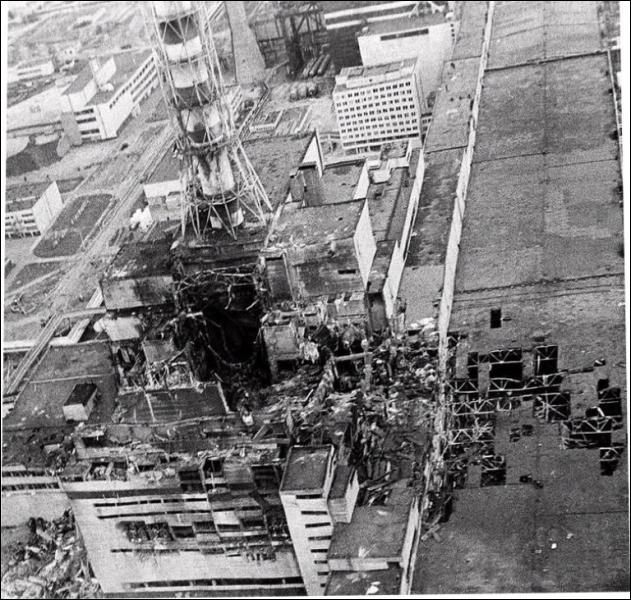 Que s'est-il passé le 26 avril 1986 ?