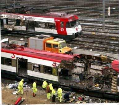 Que s'est-il passé le 11 mars 2004 ?