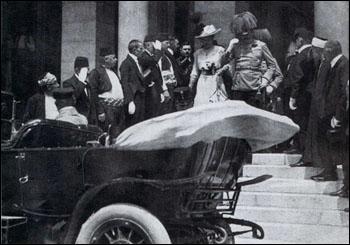Que s'est-il passé le 28 juin 1914 ?