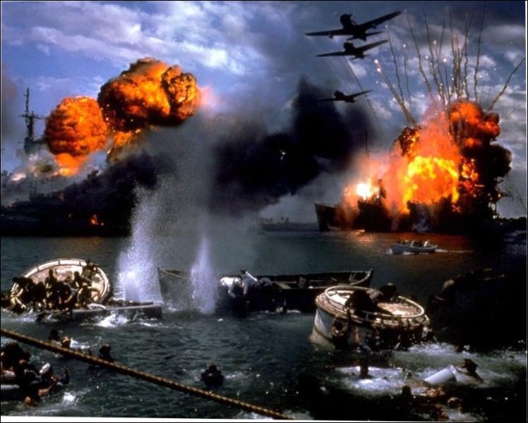 Que s'est-il passé le 7 décembre 1941 ?