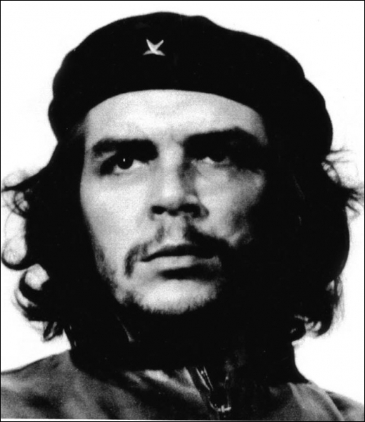 Leader révolutionnaire sud-américain (1928 - 1967), c'est :