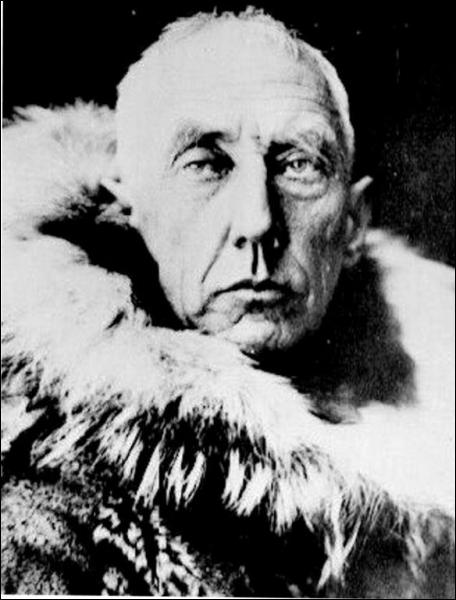 Explorateur norvégien (1872 - 1928), c'est :