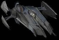 Qui fait partie de l'équipage du Rogue Shadow ?