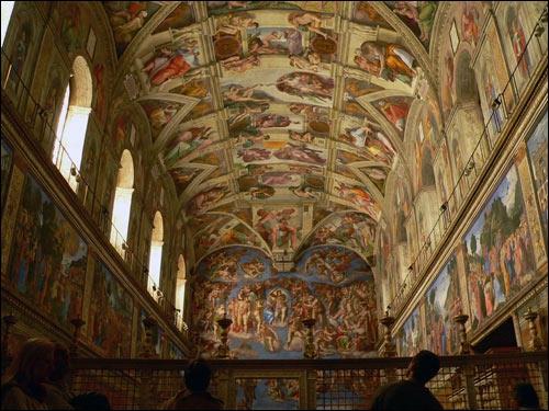 quizz la chapelle sixtine quiz culture g 233 n 233 rale