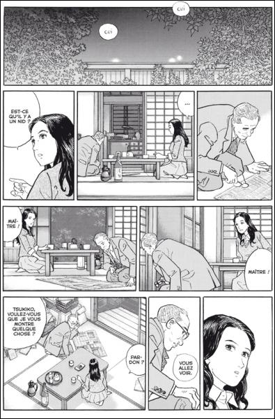 Quel manga, paru en 2010, raconte l'histoire d'amour entre une jeune femme et un homme beaucoup plus âgé ?