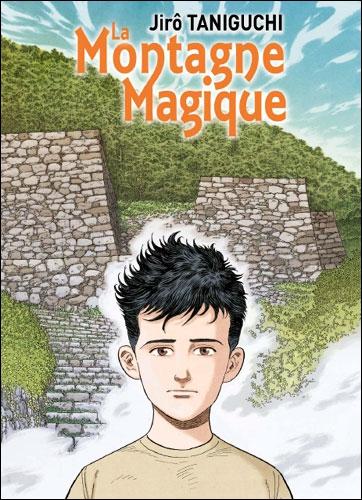 Quelle est la particularité du manga 'La montagne magique' ?