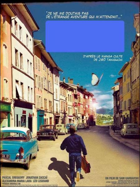 Quel manga de Taniguchi a été adapté en 2010 dans un film du cinéma français ?