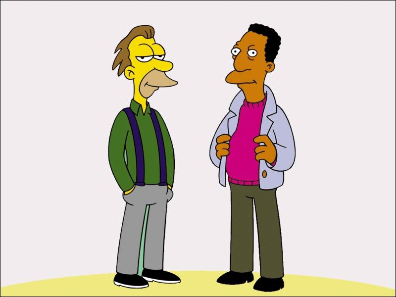 Carl et Lenny sont des amis proches ...