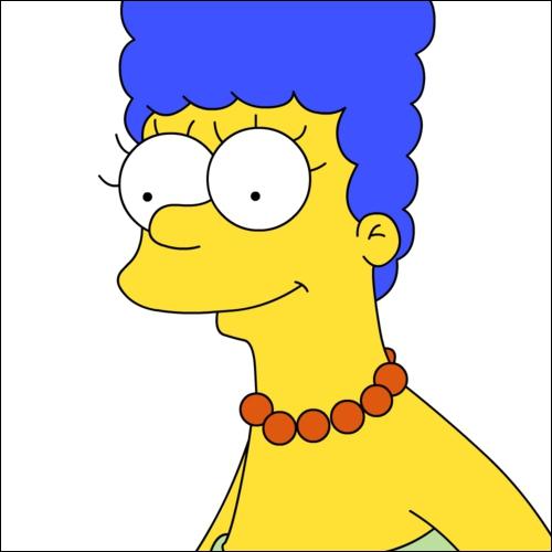 Le prénom complet de Marge est ...