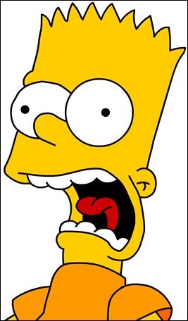 Quel âge a Bart dans les séries Simpson ?