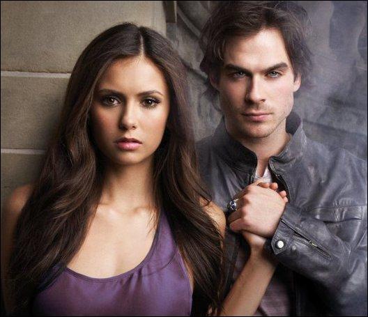 Quel nom donne-t-on au couple Damon/Elena ?