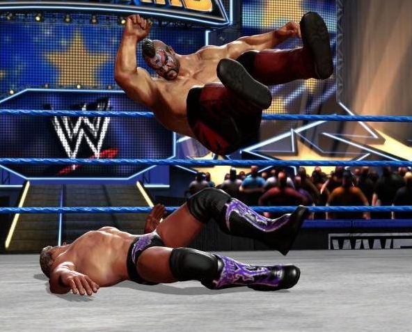 WWE All Stars : les lutteurs téléchargeables