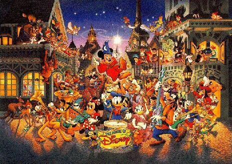 Connais-tu vraiment les films de Disney ?