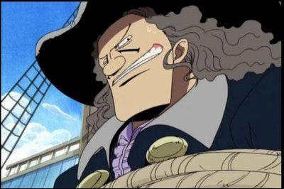 Capturé par la Marine, il a été tué par des hommes de Baroque Works. Quel est son nom de code ?