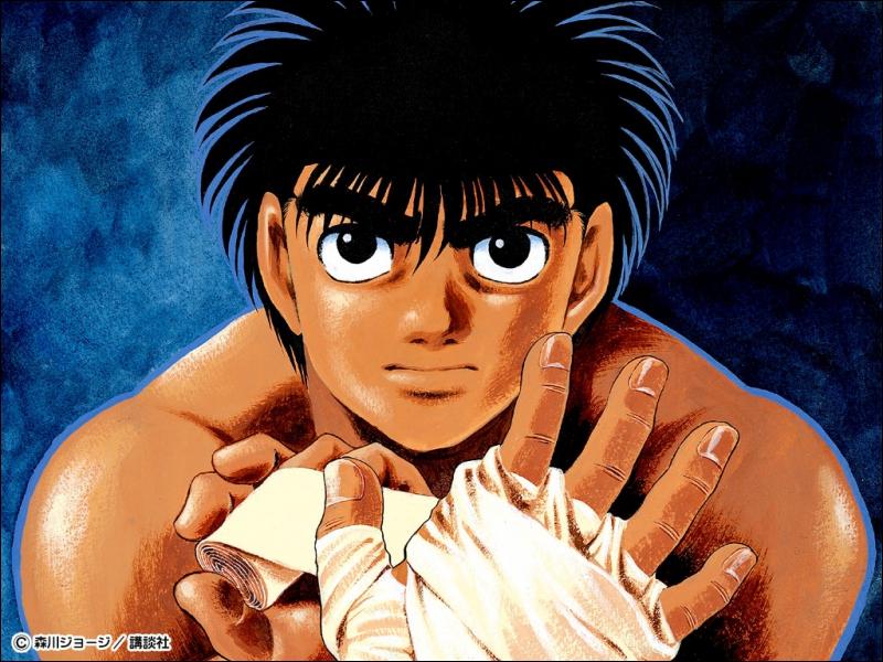 Ce personnage voue une grande passion pour la boxe :