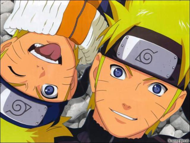 Jeune ninja vivant à Konoha :