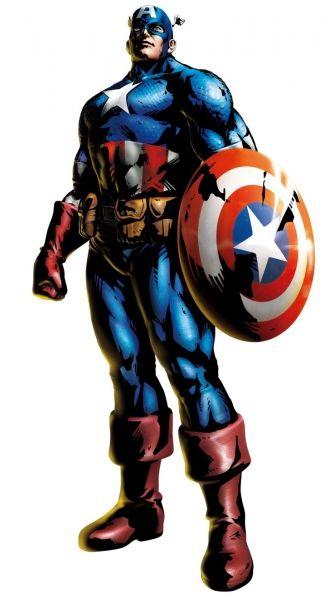 Les héros de DC Comics et de Marvel 2/2