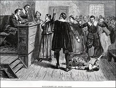 Comment ont-été exécutées 'Les sorcières de Salem' en 1692, dans le Massachusetts ?