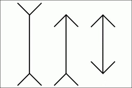 Les droites sont-elles de la même longueur ?