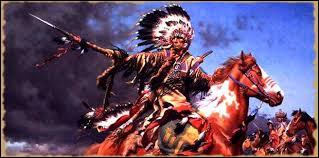 Mais son approche ayant été repérée par des éclaireurs, les guerriers Sioux et Cheyennes sont préparés à l'attaque et l'attendent de pied ferme. Combien y avait-il environ de guerriers ?
