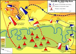 Custer divise son unité en 3 groupes commandés par Reno, Benteen et lui-même. La charge de Reno est repoussée et il est obligé de se replier avec de lourdes pertes. La troupe de Benteen arrive en soutien pour contenir la contre-attaque indienne. Custer et ses hommes, encerclés,sont exterminés. Combien de tuniques bleues ont laissé leur vie sur le champs de bataille de Little Big Horn ?