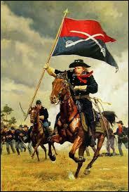 A la tête de quel régiment était-il ?