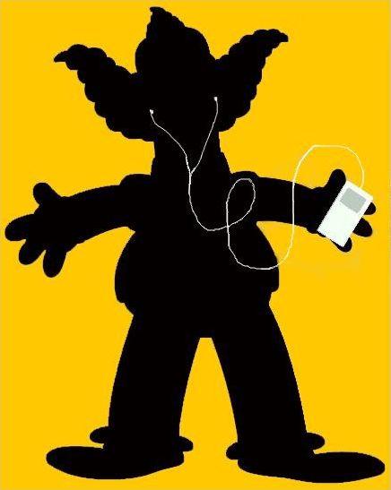 Qui se cache dans la pub iPod ? N°4