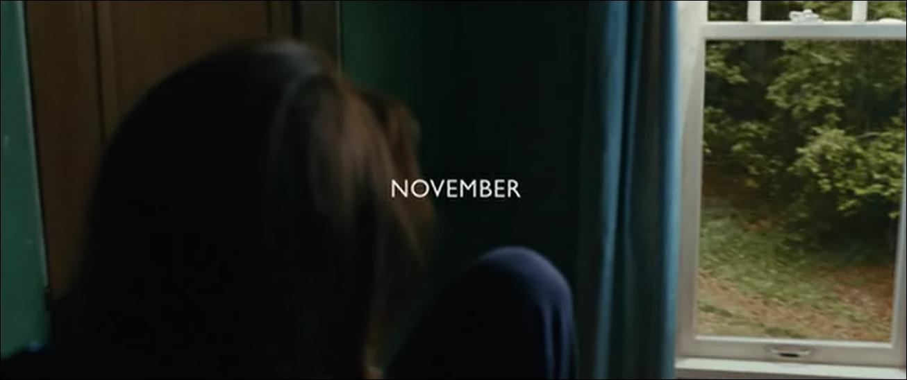 Quels sont les mois où Bella 'déprime' devant la fenêtre de sa chambre ? (Tentation)