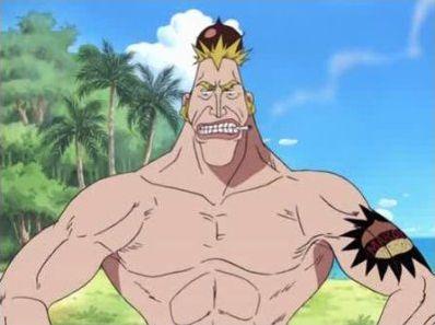 Les surnoms de Luffy