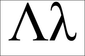 ''J'espère que le citoyen ''lambda'' pourra obtenir la moyenne à ce quiz ! '' ... Dans cette expression, que signifie ''lambda'' ?